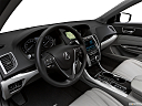 2018 Acura TLX 3.5L w/ Technology Package, interior hero (driver's side).