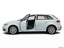 2018 Audi A3 Sportback e-tron Premium 1.4 TFSI PHEV, driver's side profile with drivers side door open.