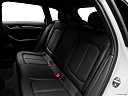 2018 Audi A3 Sportback e-tron Premium 1.4 TFSI PHEV, rear seats from drivers side.