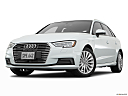 2018 Audi A3 Sportback e-tron Premium 1.4 TFSI PHEV, front angle view, low wide perspective.