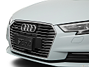 2018 Audi A3 Sportback e-tron Premium 1.4 TFSI PHEV, close up of grill.