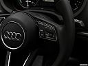 2018 Audi A3 Sportback e-tron Premium 1.4 TFSI PHEV, steering wheel controls (right side)