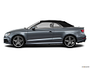 2018 Audi A3 Premium Plus 2.0 TFSI, drivers side profile, convertible top up (convertibles only).