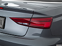 2018 Audi A3 Premium Plus 2.0 TFSI, passenger side taillight.