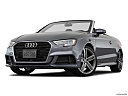 2018 Audi A3 Premium Plus 2.0 TFSI, front angle view, low wide perspective.