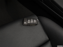 2018 Audi A3 Premium Plus 2.0 TFSI, key fob on driver's seat.
