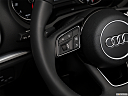 2018 Audi A3 Premium Plus 2.0 TFSI, steering wheel controls (left side)