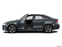 2018 Audi A3 Premium 2.0 TFSI, driver's side profile with drivers side door open.