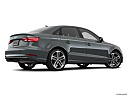 2018 Audi A3 Premium 2.0 TFSI, low/wide rear 5/8.