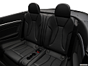 2018 Audi A3 Premium Plus 2.0 TFSI, rear seats from drivers side.