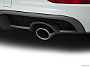 2018 Audi A3 Premium Plus 2.0 TFSI, chrome tip exhaust pipe.