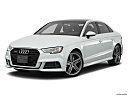 2018 Audi A3 Premium Plus 2.0 TFSI, front angle medium view.