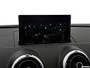 2018 Audi A3 Premium Plus 2.0 TFSI, driver position view of navigation system.