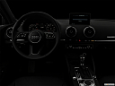 "2018 Audi A3 Premium Plus 2.0 TFSI, centered wide dash shot - ""night"" shot."