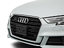 2018 Audi A3 Premium Plus 2.0 TFSI, close up of grill.