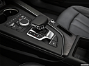 2018 Audi A4 allroad Premium 2.0 TFSI, gear shifter/center console.