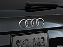 2018 Audi A4 allroad Premium 2.0 TFSI, rear manufacture badge/emblem