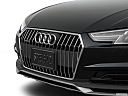 2018 Audi A4 allroad Premium 2.0 TFSI, close up of grill.