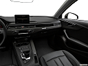 2018 Audi A4 allroad Premium 2.0 TFSI, center console/passenger side.