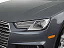 2018 Audi A4 Premium 2.0 TFSI ultra, drivers side headlight.