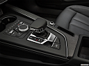 2018 Audi A4 Premium 2.0 TFSI ultra, gear shifter/center console.
