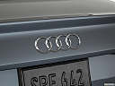 2018 Audi A4 Premium 2.0 TFSI ultra, rear manufacture badge/emblem