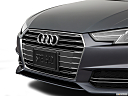 2018 Audi A4 Premium 2.0 TFSI ultra, close up of grill.