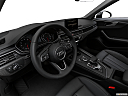 2018 Audi A4 Premium 2.0 TFSI ultra, interior hero (driver's side).