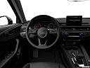 2018 Audi A4 Premium 2.0 TFSI ultra, steering wheel/center console.