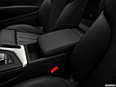 2018 Audi A5 Premium Plus 2.0 TFSI, front center console with closed lid, from driver's side looking down