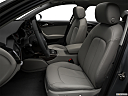 2018 Audi A6 Premium Plus 2.0 TFSI, front seats from drivers side.