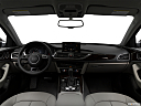 2018 Audi A6 Premium Plus 2.0 TFSI, centered wide dash shot