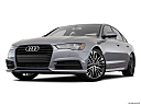 2018 Audi A6 Premium Plus 2.0 TFSI, front angle view, low wide perspective.