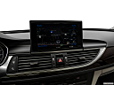 2018 Audi A6 Premium Plus 2.0 TFSI, driver position view of navigation system.