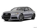 2018 Audi A6 Premium Plus 2.0 TFSI, front angle medium view.