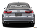 2018 Audi A6 Premium Plus 2.0 TFSI, low/wide rear.