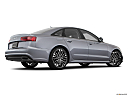 2018 Audi A6 Premium Plus 2.0 TFSI, low/wide rear 5/8.