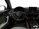 2018 Audi A6 Premium Plus 2.0 TFSI, steering wheel/center console.