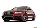 2018 Audi A6 Prestige 3.0 TFSI, front angle view, low wide perspective.