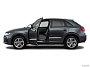 2018 Audi Q3 Premium 2.0 TFSI, driver's side profile with drivers side door open.