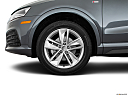 2018 Audi Q3 Premium 2.0 TFSI, front drivers side wheel at profile.