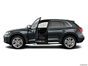 2018 Audi Q5 Premium Plus 2.0 TFSI, driver's side profile with drivers side door open.