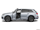 2018 Audi Q7 Premium Plus 3.0 TFSI, driver's side profile with drivers side door open.