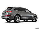 2018 Audi Q7 Prestige 3.0 TFSI, low/wide rear 5/8.