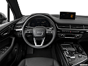 2018 Audi Q7 Prestige 3.0 TFSI, steering wheel/center console.