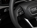 2018 Audi Q7 Prestige 3.0 TFSI, steering wheel controls (left side)