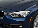 2018 BMW 3-series 320i, drivers side headlight.