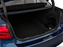 2018 BMW 3-series 320i, trunk open.