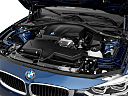 2018 BMW 3-series 320i, engine.