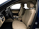 2018 BMW 3-series 320i, front seats from drivers side.